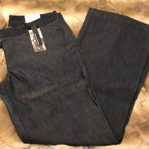 NWT Express Editor Dress Pants sz 12R Jean Like